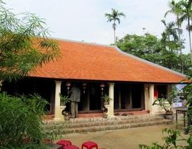 Trùng tu 1 nhà rường xưa tại làng cổ Phước Tích