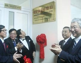 Khánh thành Trung tâm Nội soi-Tiêu hóa hiện đại tại ĐH Y dược Huế