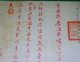 Kỳ thú xem nét bút phê của 10 hoàng đế triều Nguyễn