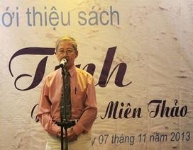 Ra mắt thơ tình Nguyễn Miên Thảo