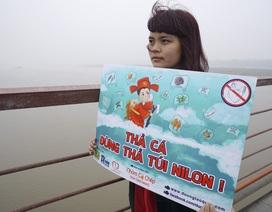 """""""Cá Chép"""" tiếp tục bảo vệ sông Hồng"""