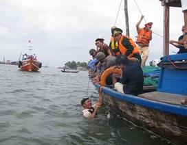"""5 """"lính chì"""" dũng cảm trong vụ chìm phà ở Quảng Nam"""