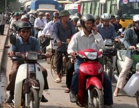 Thủ tướng chỉ đạo việc thu phí lưu hành phương tiện cá nhân