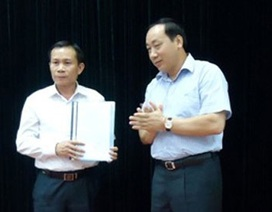 Bộ GTVT giao người mới phụ trách điều hành Cục Hàng hải