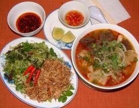 15 món ăn đặc sản Việt Nam được đề cử kỷ lục châu Á