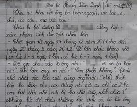 Bé gái 11 tuổi tố bị cha dượng xâm hại tình dục nhiều lần