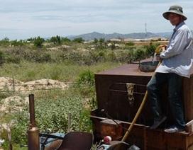 Cả thôn uống nước lấy từ... nghĩa địa