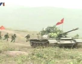 Diễn tập quân sự lớn nhất kể từ sau 1975 tại Việt Nam