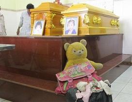 Ba bé gái chết đuối thương tâm