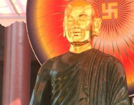 Hàng ngàn người chiêm bái tượng ngọc Phật hoàng Trần Nhân Tông