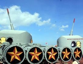 Tàu chiến săn ngầm Việt Nam: 50 năm vẫn chạy tốt!