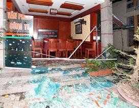 Một nhà hàng Hạ Long tan hoang vì nổ lớn ở bếp ăn