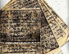 Bức thư thiêng dự cảm về sự ra đi của một liệt sĩ