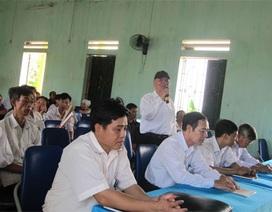 Côn đồ đánh dân ở Tiên Lãng: Dân và chính quyền đối thoại