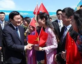 Chủ tịch nước thăm cộng đồng người Việt ở Bắc Kinh