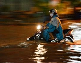 Sài Gòn ngập sâu nhất kể từ đầu mùa mưa