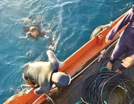Thợ săn ngầm và con tàu chở cổ vật thế kỷ XIV