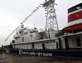 Trang bị 3 tàu tuần tra hiện đại cho lực lượng Cảnh sát biển Việt Nam