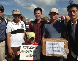 Philippines: Bão Haiyan và tấm lòng người Việt
