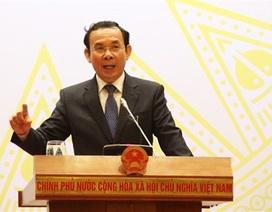 Bộ trưởng Nguyễn Văn Nên: Không phải cứ xe công có mặt tại lễ hội đều vi phạm