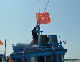 15 ngư dân bị tàu nước ngoài tấn công, cướp tài sản trên biển