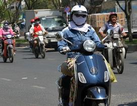 Người Sài Gòn quay cuồng trong đợt nắng nóng 39 độ C