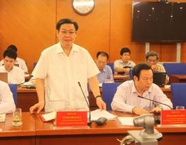Ban Kinh tế TƯ làm việc với Bộ Tài chính và Đài Truyền hình Việt Nam