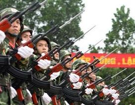 15.000 người diễu binh, diễu hành kỷ niệm chiến thắng Điện Biên Phủ