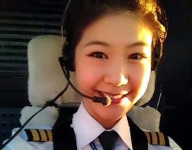 """Nữ Việt kiều xinh đẹp và ước mơ làm """"phi công già"""" tại quê hương"""