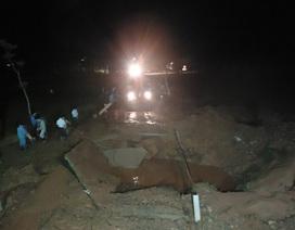 Cục Giám định chất lượng kiểm tra đường ống nước sạch Sông Đà