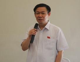 Trưởng Ban Kinh tế TƯ: Chính phủ đã đánh giá sát tình hình thực tế