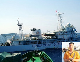 """Tường thuật từ Hoàng Sa: Trung Quốc """"gạ"""" tàu Việt Nam """"rút về vì tình hữu nghị"""""""