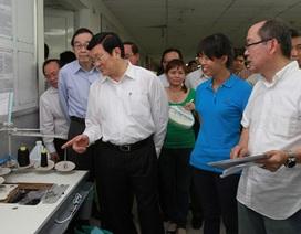 Chủ tịch nước: Giúp doanh nghiệp và công nhân sớm trở lại sản xuất