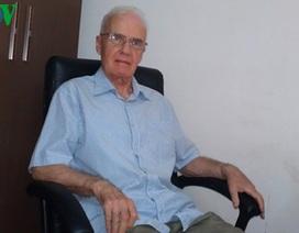 Hà Nội: Một người Đức lâm vào cảnh bần hàn vì bị lợi dụng lòng tin