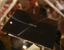 Ảnh thực tế Zenbook Infinity tại triển lãm Computex 2013
