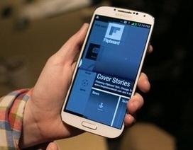 Samsung mất 12 tỷ USD vì Galaxy S4 tiêu thụ chậm