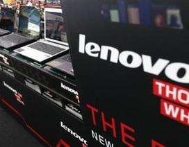 Tình báo Anh 'tẩy chay' máy tính Lenovo của Trung Quốc