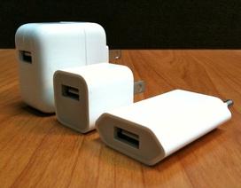 """Apple công bố chương trình thu đổi bộ sạc pin """"không chính hãng"""""""