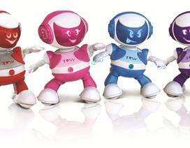 Robot Việt Nam từng triển lãm khắp thế giới chính thức ra mắt