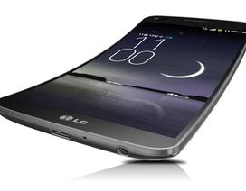 """LG ra mắt điện thoại màn hình cong """"tự làm lành vết trầy"""""""