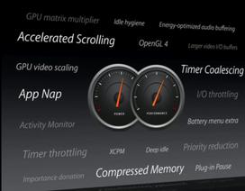 Những tính năng mới trong HĐH OS X 10.9 Mavericks của Apple (P1)