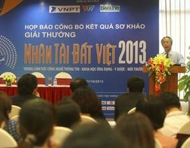 Danh sách 18 sản phẩm CNTT được chọn vào Chung khảo NTĐV 2013