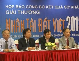 Công bố sản phẩm CNTT được chọn vào Chung khảo NTĐV 2013