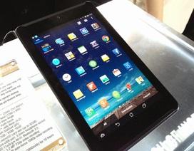 Asus Fonepad 7 lên kệ với giá 6,5 triệu đồng