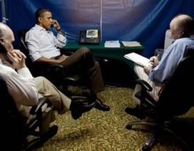 Khám phá căn lều chống nghe lén của Tổng thống Obama