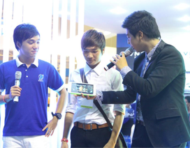 Kết nối tương lai cùng MobiFone tại Vietnam Telecomp 2013