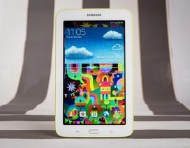 Máy tính bảng rẻ nhất của Samsung sắp về Việt Nam