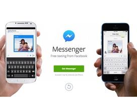 Facebook Messenger thêm chức năng gọi thoại và chat nhóm trên Android