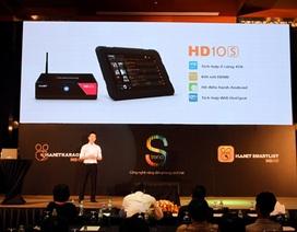 Đầu karaoke Hanet HD10S - hát Karaoke thông minh hơn