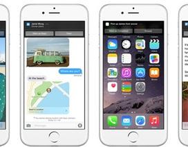 Trải nghiệm 13 tính năng đặc biệt trên hệ điều hành iOS 8